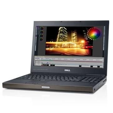 "Station graphique DELL M4700 - Core I7 3840QM - 16Go - 256Go SSD + 500Go - 15.6"" FULL HD + QUADRO + Win 10 64bits"