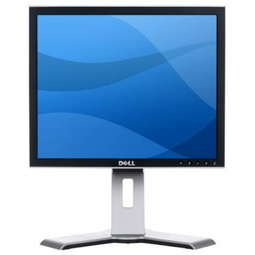 "Ecran - 17"" 4/3 LCD DELL Ultrasharp 1708FP - Pivot, DVI & VGA, Usb"