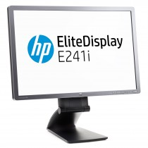 "Ecran 24"" HP PRO IPS E241I - Pivot - VGA+DVI+DisplayPort - FULL HD 1920*1200"