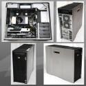 Station Graphique HP Workstation Z600 - 2 x Quad-Core Xeon 2.13Ghz - 16Go - 2*300Go - QUADRO 4000 - Windows 10 64Bits