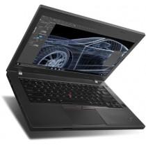 "LENOVO Thinkpad T460 Core I5 6300U à 3Ghz - 8Go - 256Go SSD - 14.1"" HD - WEBCAM - Win 10 64bits- Garantie 6 mois"