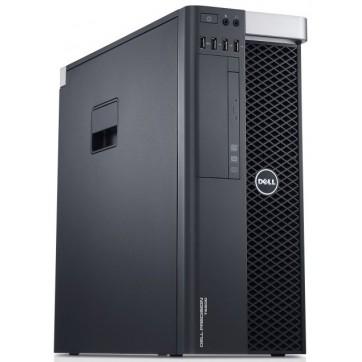 DELL T5810 - XEON E5-1603 V3 à 2.8Ghz - 16Go 120Go SSD + 500Go - QUADRO K2200 - Windows 10 64Bits installé