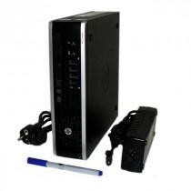 MiniPC HP ELITE PRO 8300 USDT - Core I5 QUAD à 2.9Ghz - 4Go - 500Go - DVD+/-RW - Win 10 64bits