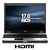 "Station graphique HP elitebook 8730W - Core 2 Duo 2.66Ghz - 4Go - 128Go 17"" WSXGA+ QUADRO FX2700M - Win 10 64bits - GRADE B"