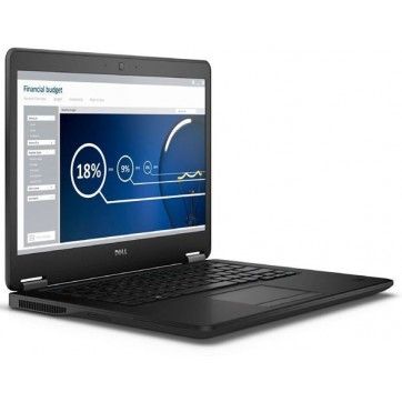 """DELL LATITUDE E5470 Core I5-6300U à 2.4Ghz - 8Go - 256Go SSD -14"""" HD - WEBCAM + HDMI - Win 10 64bits - GARANTIE 5 MOIS DELL"""