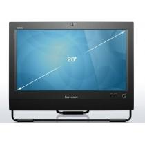 """LENOVO tout-en-un Thinkcentre M72Z - 20"""" - Pentium G2020 à 2.9Ghz - 4Go / 500Go DVD+/-RW - WiFi - Win 10 64bits"""