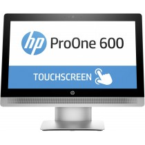 "HP PRO ONE 600G2 tout-en-un AIO 21.5"" TACTILE - CORE I5-6500 QUAD à 3.6Ghz - 8Go / 256Go SSD - WiFi - Windows 10 64bits"