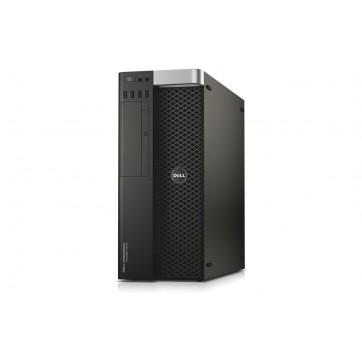 DELL Precision T7910 - BI-XEON OCTO-CORE E5-2630v3 à 3.2Ghz - 32Go + 4x500Go - QUADRO K4200 4Go - Win 10 PRO 64Bits