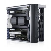 DELL T7610 - BI - XEON HEXA-CORE E5-2630 V2 à 3.1Ghz - 32Go 256Go SSD + 3*500Go- QUADRO K4000 3Go - Windows 10 64Bits installé