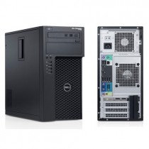 DELL Precision T3620 - XEON E3-1270 V5 à 4Ghz - 16Go - 256Go SSD+ 500Go - QUADRO K620 - Windows 10 64Bit