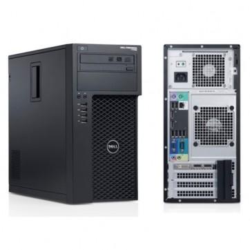 DELL Precision T3620 - XEON E3-1270 V5 à 4Ghz - 16Go - 256Go SSD+ 500Go - QUADRO K620 - Windows 10 64Bit