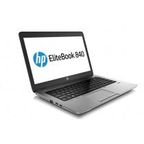 "Ultrabook 1.6Kg - HP Elitebook 840g1 - Core I5 4210U 2.7Ghz- 8Go - 256Go SSD - 14"" + Webcam - Windows 10 64Bits - GRADE B"