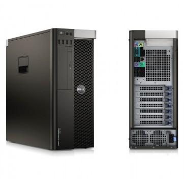 DELL Precision T3610 - XEON E5-1620 v2 à 3.6Ghz - 32Go -2*256Go - QUADRO K2000 - Windows 10 64Bits