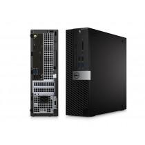 DELL 5040 SFF - CORE I5-6500 à 3.2Ghz - 16Go /  500Go - DVDRW - Win 10 64Bits - Gtie 22 mois