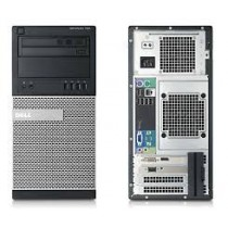 DELL Optiplex 9020 MT - INTEL CORE I5 - 4590 à 3.3Ghz - 8Go / 2*500Go - DVDRW - Windows 10 64Bits
