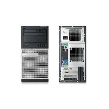 DELL Optiplex 9020 MT - INTEL CORE I5 - 4590 à 3.3Ghz - 8Go / 2*500Go - DVDRW - Windows 10 64Bits