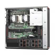 ThinkStation LENOVO P700 - BI - Xeon E5-2650 à 3Ghz - 16Go - 256Go SSD + 1To SSHD - QUADRO M2000- Win 10 64bits