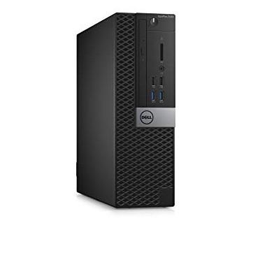 DELL 3050 SFF - CORE I3-6100 à 3.7Ghz - 8Go / 128Go - DVDRW - Win 10 64Bits - Gtie 17 mois