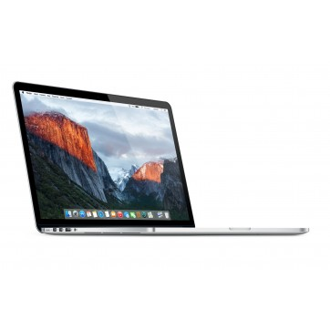 "APPLE MACBOOK PRO 15 RETINA - Core I7 QUAD à 2Ghz - 8Go - 256Go SSD - 15.4"" - WEBCAM - OS SIERRA - GRADE B"