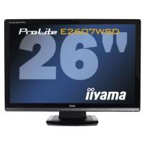 "Ecran 26"" IIYAMA - E2607WSD - VGA+HDMI- FULL HD - 1920 x 1200 - GRADE B"
