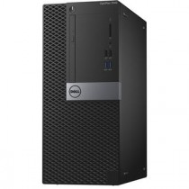 DELL Optiplex 7040 TOUR - CORE I7-6700 à 3.4Ghz - 16Go / 256Go SSD - DVDRW - ATI 4Go - Win 10 64Bits - Gtie 6 mois