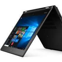 "LENOVO thinkpad YOGA 260 - Core I7-6500U à 3.1Ghz - 8Go - 256Go SSD - 12.5"" FHD TACTILE + Webcam - Win 10 64bits"