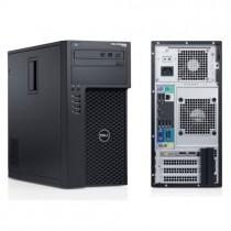DELL Precision T3620 - intel CORE I7-6700 à 4Ghz - 16Go - 128Go SSD+ 500Go - QUADRO K420 - Windows 10 64Bit