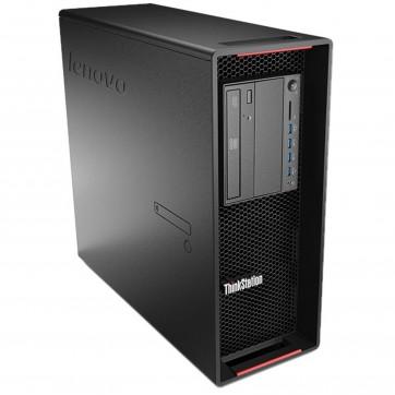 Station Graphique LENOVO P500 - BI-Xeon E5-2637 V3 à 3.5Ghz -48Go - 180Go SSD + 512Go SSD - QUADRO K2200 - USB3 - Win 10