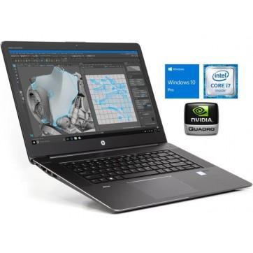 "Station HP ZBOOK 15 G3 - I7-6700HQ à 3.5Ghz - 16Go - 500Go SSD - 15.6"" FULL HD + WEBCAM + QUADRO + Win10PRO"