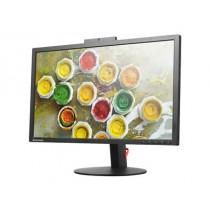 """Ecran 24"""" LED WIDE LENOVO T2424ZA - HDMI + VGA + DP + USB - FULL HD 1920*1080 - Fonction pivot"""