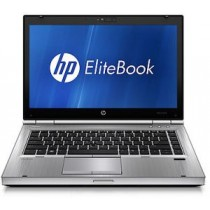 """HP Elitebook 8470P -I5 3380M à 3.6Ghz - 8Go - 500Go - 14"""" + WEBCAM - USB 3.0 - DVDRW - Windows 10 64bits installé - GRADE B"""