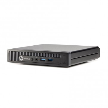 MiniPc HP PRODESK 600G1 DM- CORE I5 4590T à 3Ghz - 8Go - 256Go SSD - Windows 10 64bits