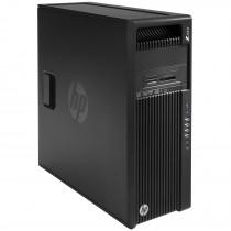 Station Graphique HP Z440 - Hexa-Core Xeon E5-1650V3 à 3.5Ghz -16Go - 128Go SSD + 600Go SAS - QUADRO M4000- Win 10 64Bits