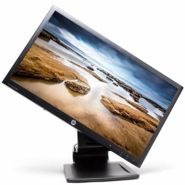 """Ecran 23"""" LED HP PRO LA2306X - fonction pivot - DVI + VGA + DP - FULL HD"""