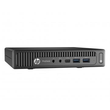 HP PRODESK 800G2 DM Micro USFF - CORE I5-6500 à 3.6Ghz - 8Go - 256Go - Windows 10 64bits