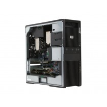 Station Graphique HP Workstation Z600 - Quad-Core Xeon E5606 - 32Go - 128Go SSD + 500Go - QUADRO 4000 - Windows 10 64Bits