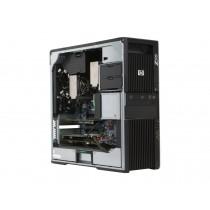 Station Graphique HP Workstation Z600 - Quad-Core Xeon E5606 - 32Go - 240Go SSD + 500Go - QUADRO 4000 - Windows 10 64Bits