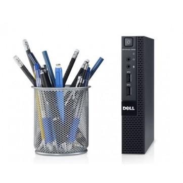 Ultra Slim - Mini PC DELL Optiplex 3020M - Intel CORE I5-4590T à 3Ghz - 8Go / 500Go WIFI Win 10 64Bits