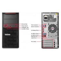 Station Graphique LENOVO P310 - Xeon E3-1230 V5 à 3.4Ghz -8Go - 240Go SSD - QUADRO M4000 - USB3 - Win 10