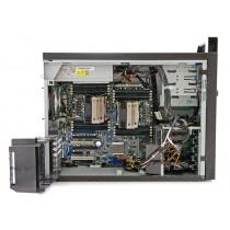 Station LENOVO D30 - 2 Xeon hexa E5-2630 à 2.8Ghz - 16Go - 128Go+500Go - QUADRO K2000- Win 10 64bits