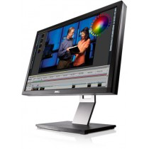 "Ecran 23"" LED WIDE P2312H DELL - DVI + VGA - HUB USB - FULL HD 1920*1080"