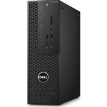 Station DELL Precision 3420 TOUR - CORE I5-6500 à 3.6Ghz - 24Go -256Go SSD + 500Go - DVDRW - WINDOWS 10 64bits