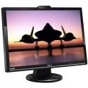 "Moniteur LCD 22"" ASUS VK222 1680*1050 - multimédia, HDMI, DVI, VGA + WEBCAM intégrée - GRADE B"
