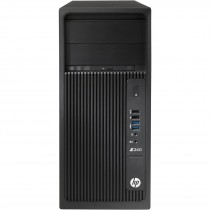 Station Graphique HP Z240 - XEON E3-1225 V5 à 3.3 Ghz -8Go -240Go SSD+500Go - QUADRO K620 - Win 10 64Bits