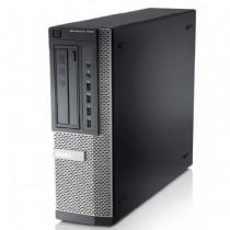 DELL Optiplex 7010 - INTEL CORE I5 QUAD - 3470 à 3.2Ghz - 16Go / 128Go SSD - DVD + WiFi - Windows 10 installé