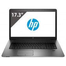 """HP PROBOOK 470G1 - Core I5 4200M à 3.1Ghz - 8Go - 128Go SSD -17.3"""" HD+ - DVD+/-RW - WCAM - Win 10 PRO 64bits - GRADE B"""