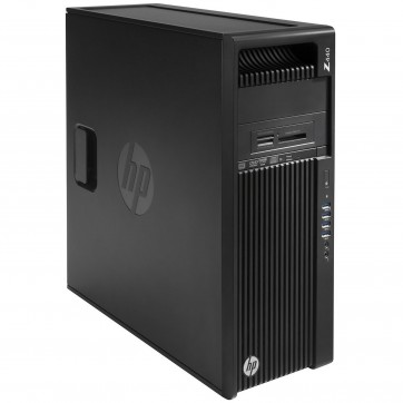 Station Graphique HP Z440 - Hexa-Core Xeon E5-1603V3 à 2.8Ghz -16Go - 240Go SSD + 500Go - QUADRO K620 - Win 10 64Bits