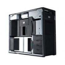 Station Graphique HP Workstation Z800 - Quad-Core Xeon 3.6Ghz - 24Go - 160Go SSD + 500Go - QUADRO 4000 - Win 10 64Bits