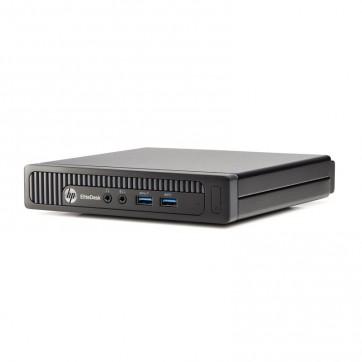 MiniPc HP Prodesk 600G1 DM - CORE I7 4785T à 3.2Ghz - 8Go - 256Go SSD - Windows 10 64bits
