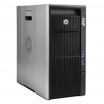 HP Z820 Workstation - XEON QUAD-CORE E5-2637 à 3Ghz - 24Go-256Go SSD- QUADRO K4000 3Go - Windows 10 64Bits installé